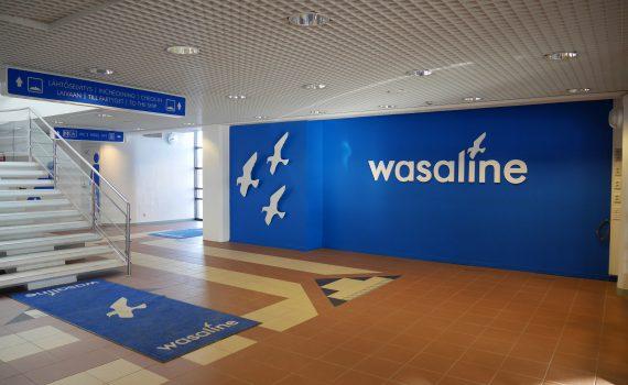 Julkisen tilan saneeraus ja muutostyöt Vaasassa